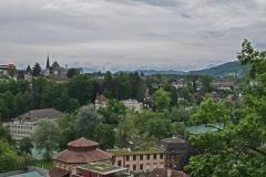 Bern Alpenpanorama