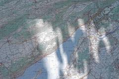 Karte Magglingen-Twann