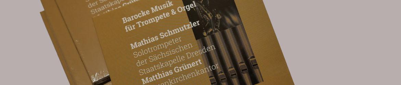 Barocke Musik für Trompete & Orgel